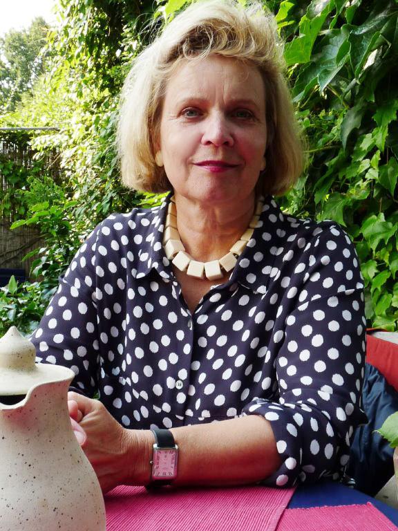 Astrid von Friese- Psychotherapeutin in Dresden